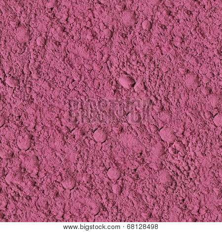 Seamless Pink Colored Painting Powder Texture
