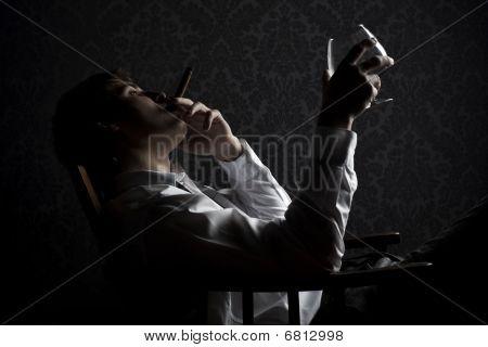 Cigar & Cognac