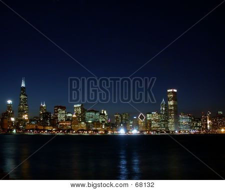 Chicago @ Night