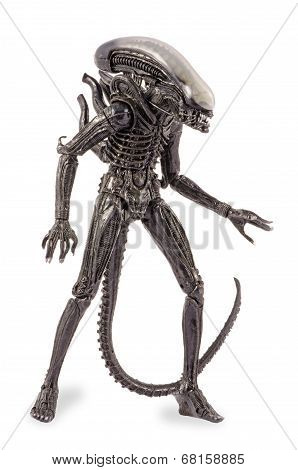 Attacking Alien