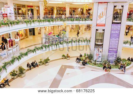 Belarussian Shopping Center Stolitsa