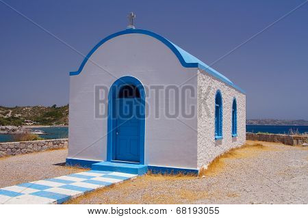 Kefalos church