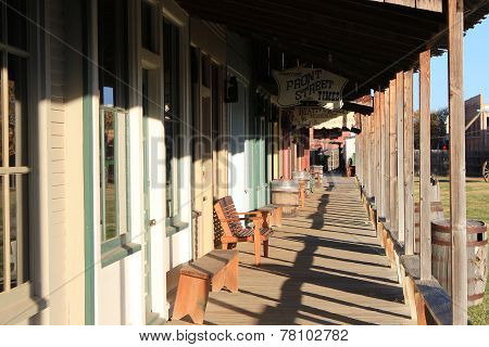 Historic Dodge City