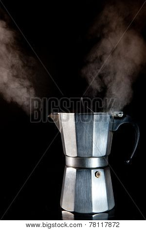 Coffee Is Ready