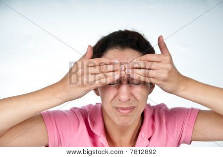 Expressive Woman