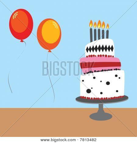 Birthday Cake.ai