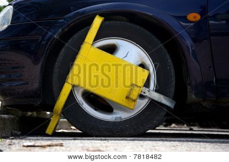 Clamped Wheel