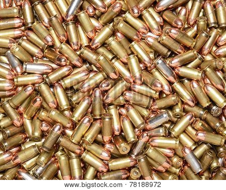 45 Auto Cartridges