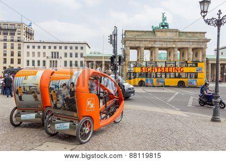 Berlin Taxi