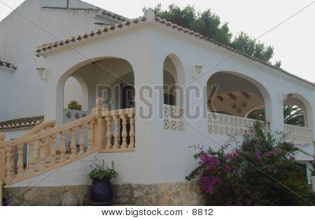 Spanish Villa 2