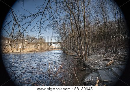 Blackstone River