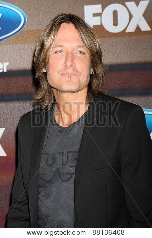 LOS ANGELES - MAR 11:  Keith Urban at the