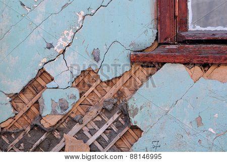 Shabby Grungy Wall