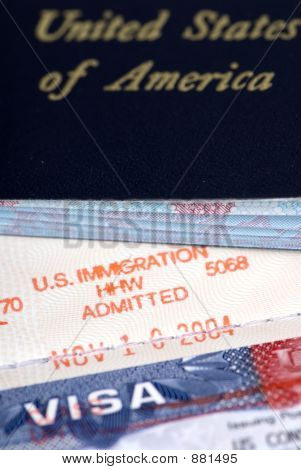 Immigration Admitted