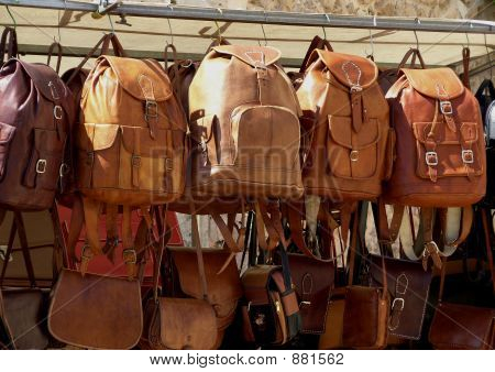 Bags For Sale At Market