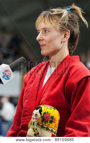 Winner, Elena Bondareva