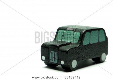 An English Taxi - A Cab