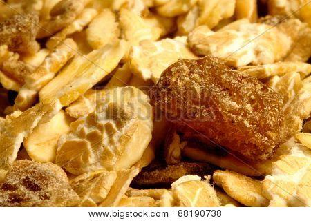Cereals (closeup)