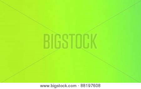 Yellow-green Background In High Contrast