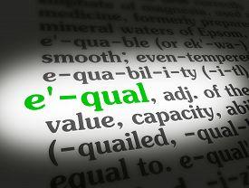 Dictionary Equal