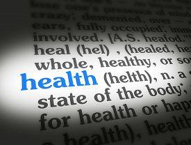 Dictionary Health