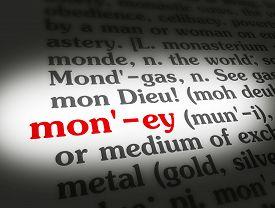 Dictionary Money