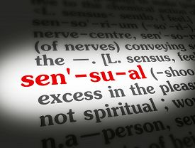 Dictionary Sensual