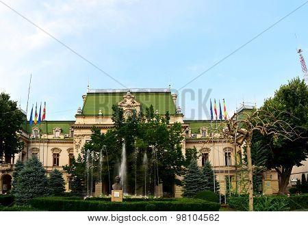 Roznovanu Palace Iasi