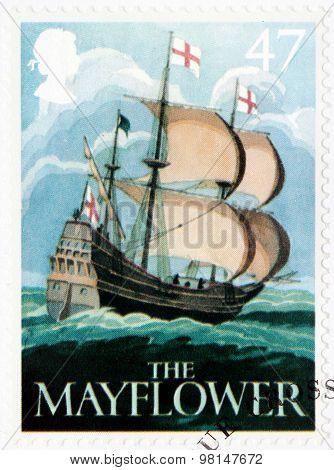The Mayflower Ship