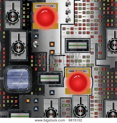 Tablero de instrumentos electrónicos