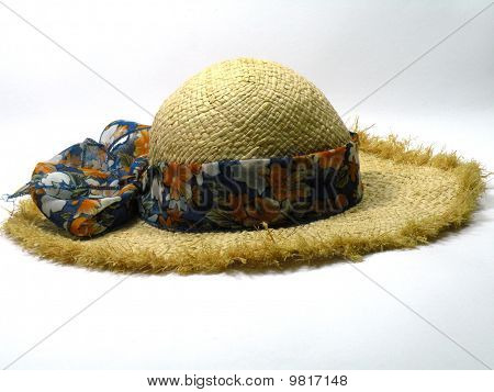 Straw In His Hat