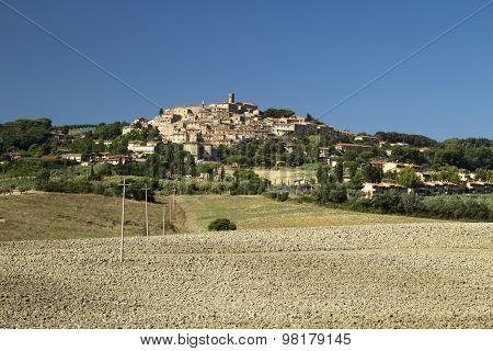 Casale Marittimo, Tuscany, Italy