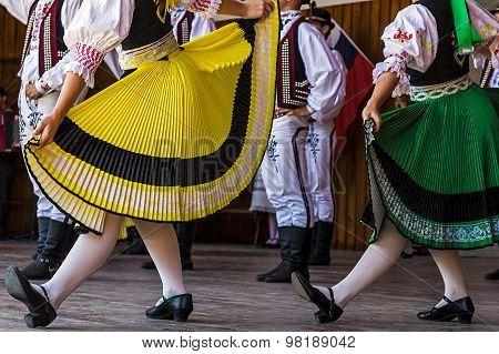 Czech Dancers 2