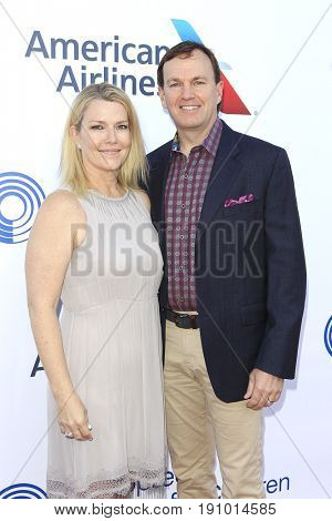 LOS ANGELES - JUN 10: Katie Cromer, Fred Cromer at the 2017 Stand For Kids Annual Gala Benefiting Orthopedic Institute For Children at The MacArthur on June 10, 2017 in Los Angeles, California