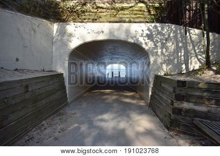 Tunnel Park - This photo was taken in Holland Michigan