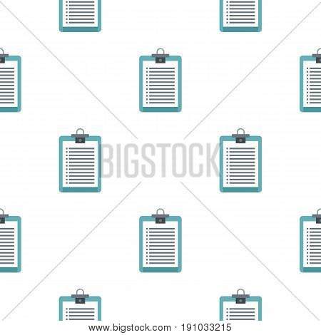 Plane tablet pattern seamless flat style for web vector illustration