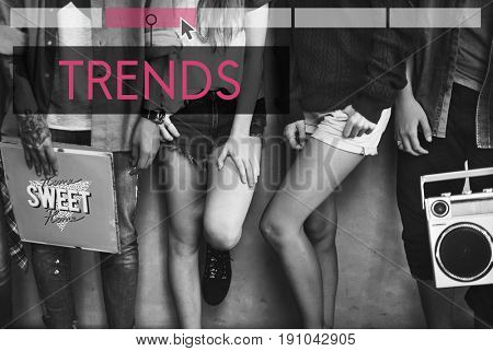 Trends Fashion Modern Latest Design Style