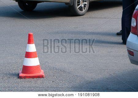 Signal Road Cone