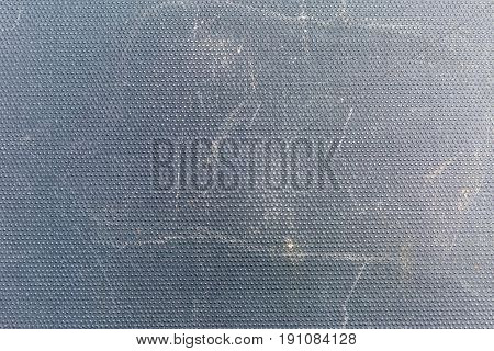 Photo of black texture with convex bumps