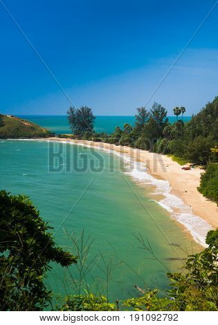 In a Blue Heaven Divine Shoreline