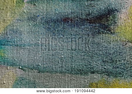 Old canvas fabric texture background art paint abstract pattern
