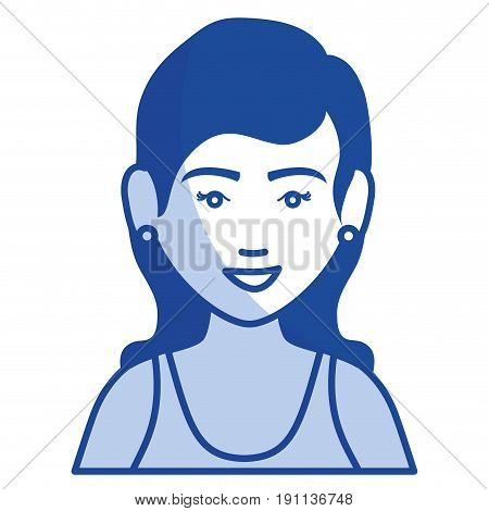 woman with sport wear vector illustration design