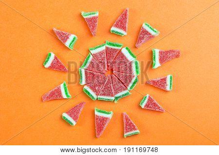 Summer Theme Background