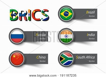 BRICS . association of 5 countries .