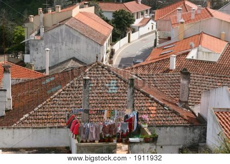 Rooftops With Terrace