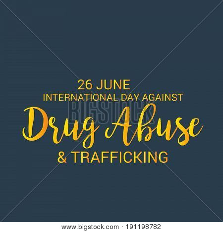 International Day Against Drug Abuse And Trafficking_14_june_84