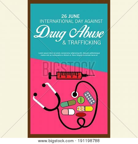 International Day Against Drug Abuse And Trafficking_14_june_85