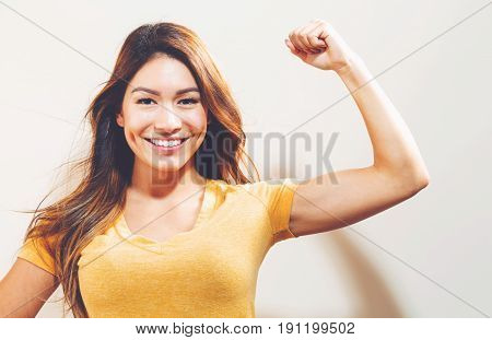 Successful Young Woman