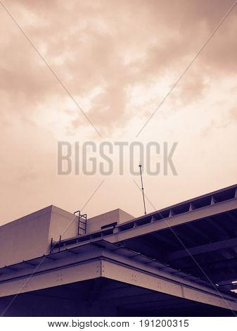 Building roof top