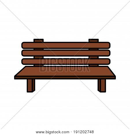 comfortable chair to relaxation object icon vector illustration